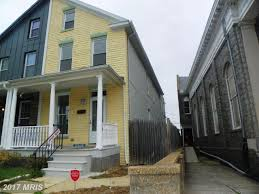homes for rent in baltimore md semi detached colonial baltimore md