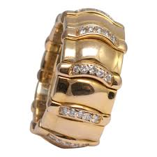 piaget ring piaget diamond and gold band ring plaza jewellery