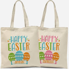 easter bags easter kids gifts personalized kids easter shirts