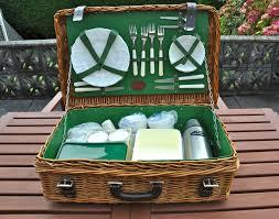kitchen basket ideas 273 best very vtg kitchen picnic camp images on pinterest picnic