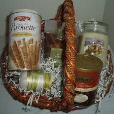 hot chocolate gift basket q