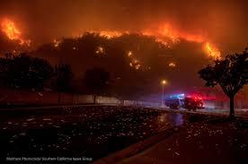 California Wildfire Evacuation Plan by Ferocious Canyon Fire In California Forces Evacuation Of 1500