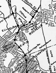 Boston And New York Map by Historic Pelham Village Of North Pelham Fought Plans For
