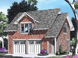 garage plan with apartment above 69393am architectural designs