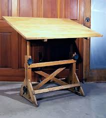 Drafting Table Woodworking Plans Best 25 Industrial Drafting Tables Ideas On Pinterest Drawing