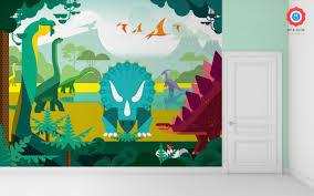 dinosaurs kids wall murals kids room wallpaper boy room wall kids wallpaper mural dinosaurs