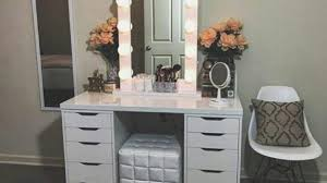 makeup vanity ideas for bedroom amazing interior makeup vanity table with storage home design plan