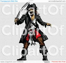 halloween pirate background clipart defensive pirate with a sword royalty free vector