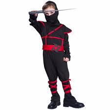 Ninja Halloween Costume Boys Aliexpress Buy 2017 Arrival Halloween Costumes Kids