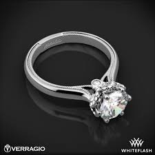 verragio wedding rings verragio 939r7 solitaire engagement ring 3644