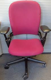 Pink Office Chair Fireplace Stylish Steelcase Leap Chair For Home Office Furniture