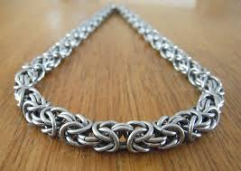byzantine chain necklace images Byzantine chain necklace by unreal hunter jpg
