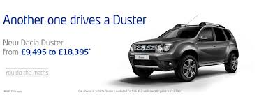 duster dacia dacia dealership trowbridge platinum dacia