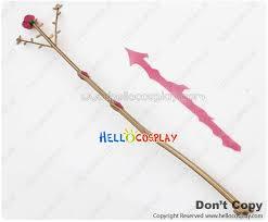 flower bow puella magi madoka magica madoka kaname flower bow prop