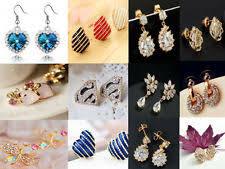 clip on earrings accessorize accessorize clip on costume earrings ebay