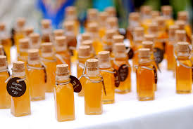 honey wedding favors sweet honey wedding favors