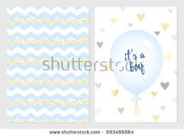 baby shower posters baby shower posters set vector invitation stock vector 693466864