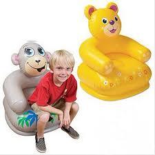 siege enfant gonflable bébé canapé bébé gonflable chaise enfant en bas âge infantile