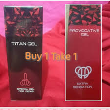 buy 1 titan gel for men get 1 provocative gel for women shopee