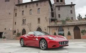 Ferrari California 2013 - video find see and hear the 2013 ferrari california in action