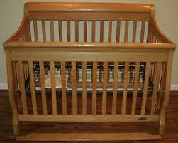Legacy Convertible Crib Millenium Baby Legacy Convertible Crib Child Craft Ind Ebay