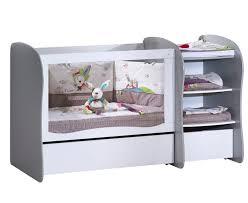 chambre evolutive pour bebe lit évolutif simple contemporain pour enfant unisexe pg101