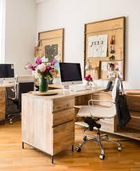 feed u0027s nyc office gets a modern rustic makeover decorating lonny