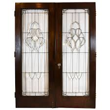 leaded glass french doors stained glass entry doors examples ideas u0026 pictures megarct com