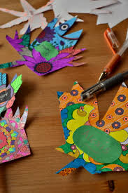 thanksgiving card for kids make easy leaf place cards with the kids for thanksgiving