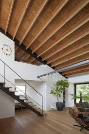 glass roof house architecture modern house with hipped glass roof in japan wooden
