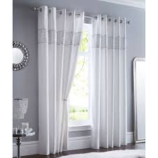 Black Eyelet Curtains 66 X 90 Curtains Faux Suede Ready Made Eyelet Curtains Natural Amazing