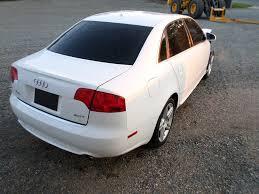 audi a4 white 2017 2008 audi a4 sedan 2 0t fwd white lifetime audi parts
