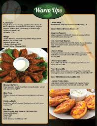 Round Barn Public House Menu Restaurant Menu Graphic Design Services For Sports Bar And Grill