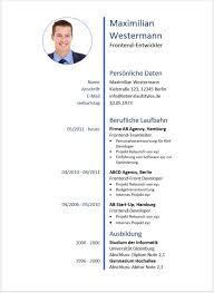 Lebenslauf Vorlage Uni ᐅ Lebenslaufmuster Vorlagen Viele Kostenlose Vorlagen