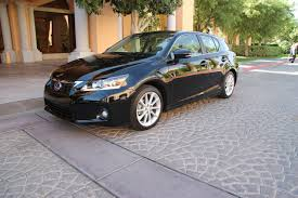 lexus ct200h roof rack review 2011 lexus ct200h the truth about cars