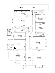 floor plans with measurements simple house floor plan drawing remarkable measuring corglife
