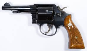 lot 329 smith and wesson model 10 38 special cal revolver