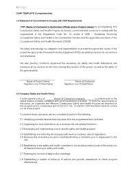 safe work procedure template bc municipal safety association