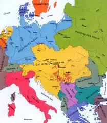 Post Ww1 Map Historic Presentations