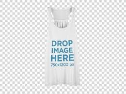 scoop neck t shirt mockup generator 4835 templates page 2