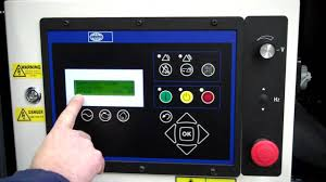 fg wilson powerwizard control panel youtube