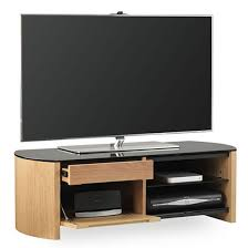 light wood tv stand alphason fw1100cb lo finewoods cabinet 1100 light oak tv stand mtc