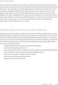 carotid ultrasound report template genesis 2 system for reporting of vascular laboratory results pdf