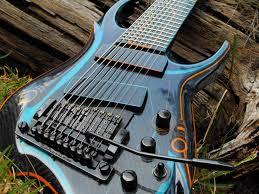 9 string fanned fret noyan s custom nine string guitar is now complete heavy blog is heavy