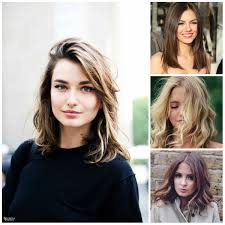 ideas about medium length hairstyles with highlights cute