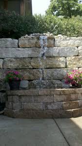 garden fountain glamorous water features for walls outdoor indoor