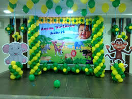 Home Balloon Decoration by Home Decorators For Birthday Party In Bangalore Home Decor