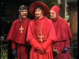 Spanish Inquisition Meme - no one expects the spanish inquisition youtube