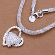 silver girls necklace images Fashion girls women 925 sterling sil end 4 20 2018 5 07 pm jpg
