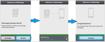 how to restore deleted messages on android how to restore deleted whatsapp chat history from android devices